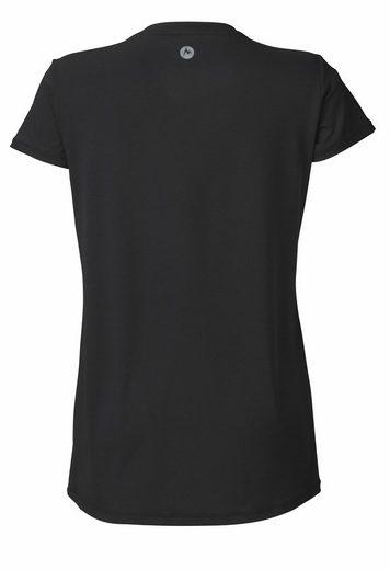 Marmot T-Shirt All Around Tee SS Women black