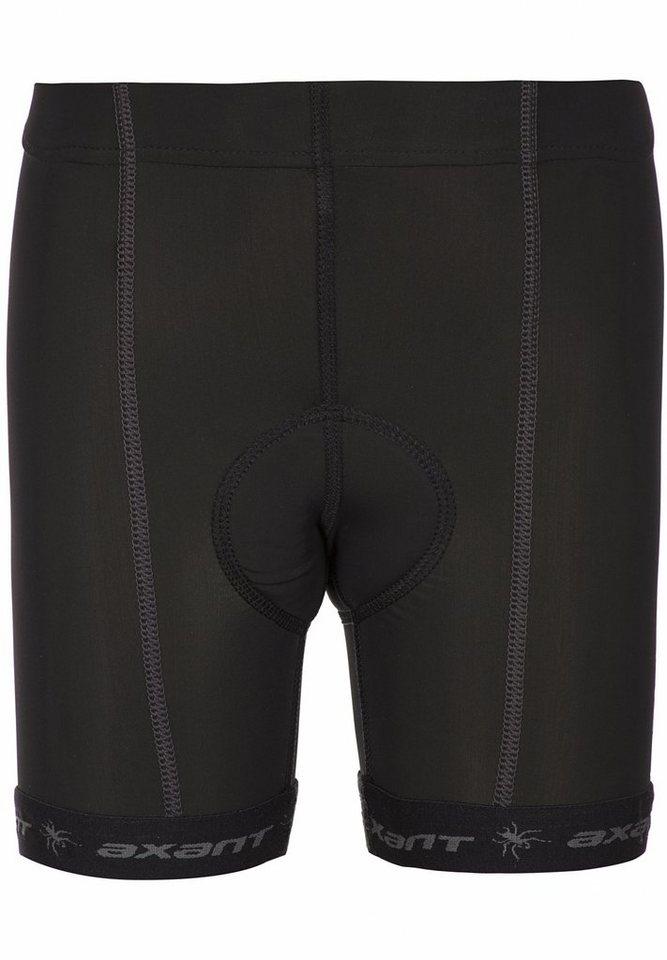 axant Hose »Elite Bike Short Kids« in schwarz