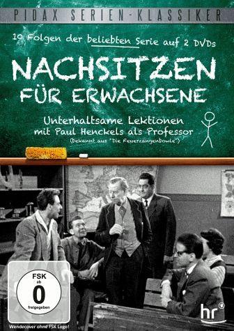 DVD »Nachsitzen für Erwachsene (2 Discs)«