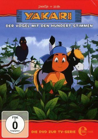 DVD »Yakari - Der Vogel mit den hundert Stimmen«