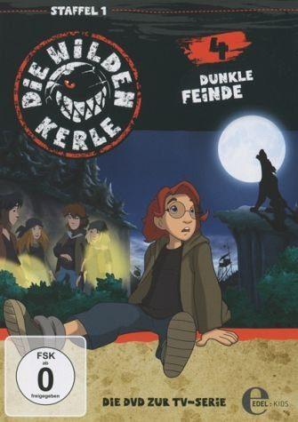 DVD »Die Wilden Kerle 4 - Dunkle Feinde«