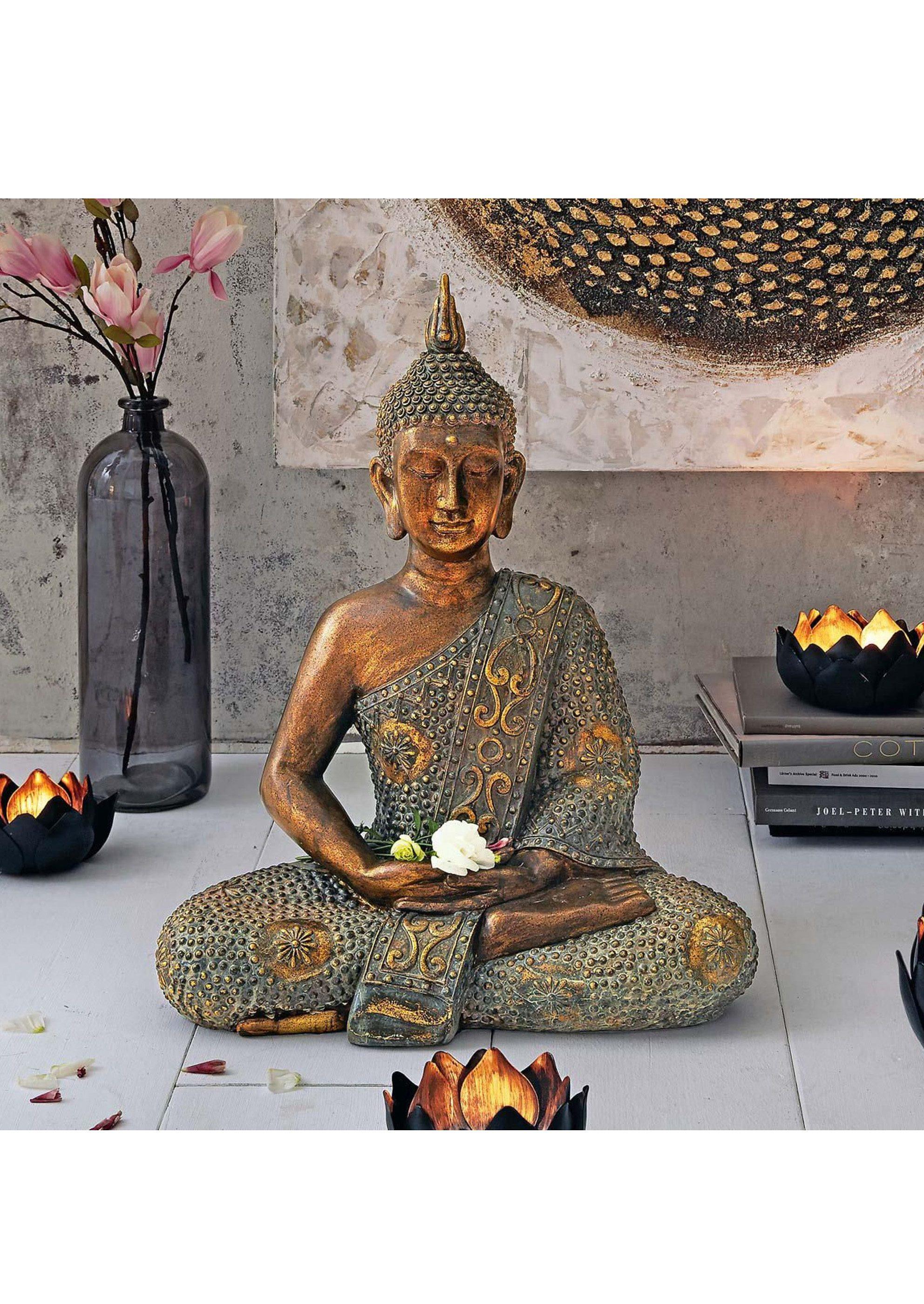 Dekofigur, »Buddha«, Mailord Collection