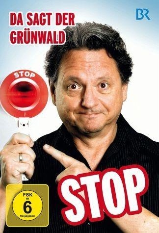DVD »Da sagt der Grünwald Stop!«