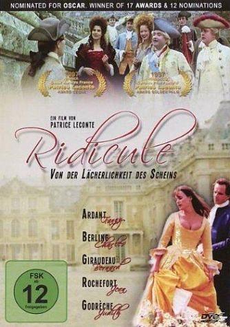 DVD »Ridicule - Von der Lächerlichkeit des Scheins«