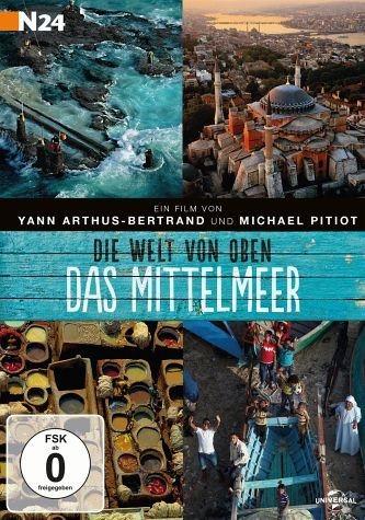 DVD »Die Welt von oben - Das Mittelmeer«