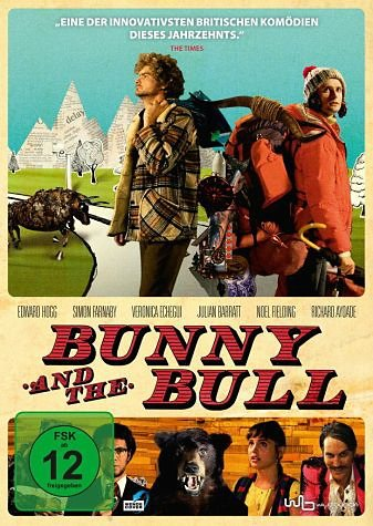 DVD »Bunny and the Bull«