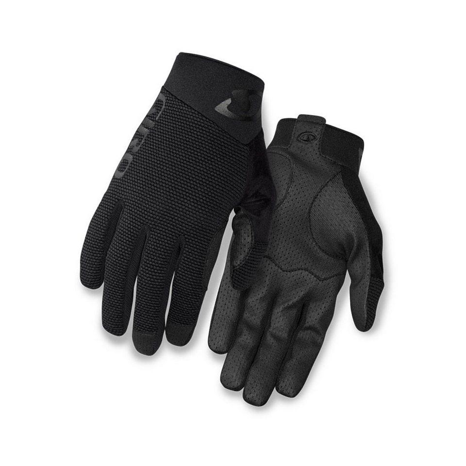 Giro Fahrrad Handschuhe »Rivet II Gloves« in schwarz