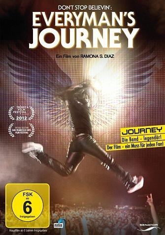 DVD »Don't Stop Believin': Everyman's Journey (OmU)«