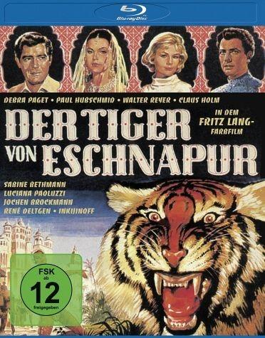 Blu-ray »Der Tiger von Eschnapur«