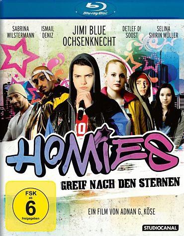 Blu-ray »Homies - Greif nach den Sternen«