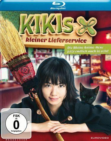 Blu-ray »Kikis kleiner Lieferservice«