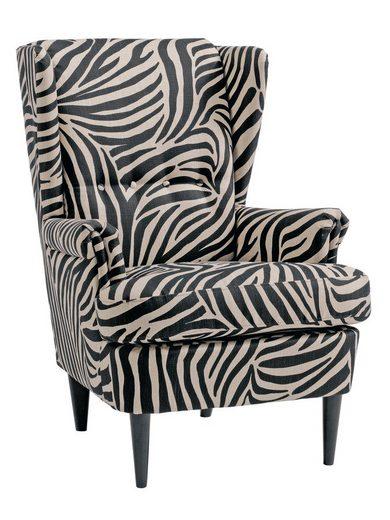 heine home Sessel mit extrahoher Sitzfläche