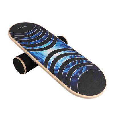 BIGTREE Balanceboard »Balancetrainer Sternenhimmel Design Style«, ideale Gleichgewichtstrainer innen und draußen