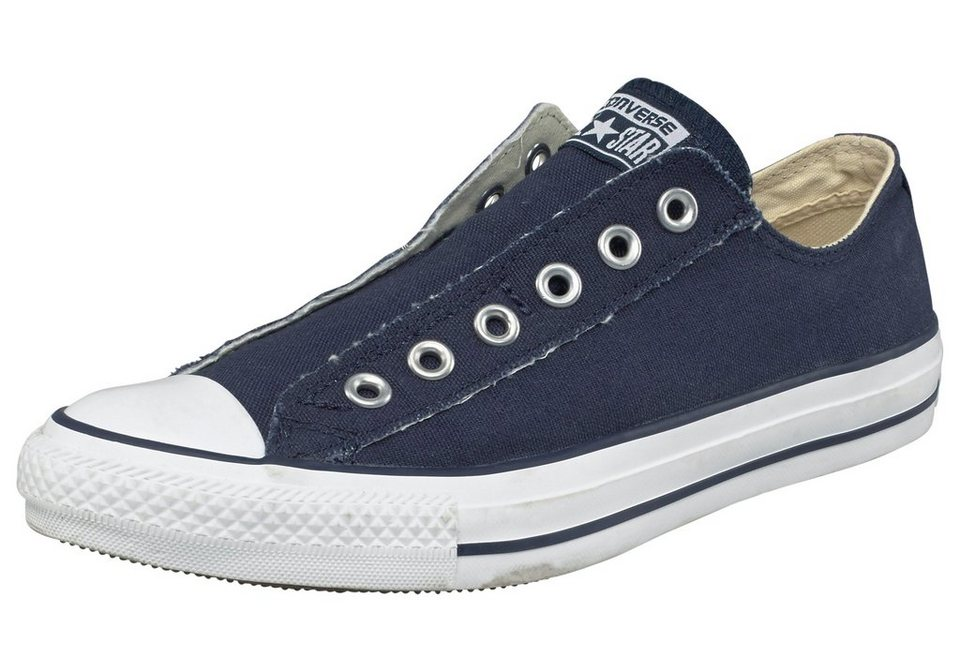 Converse Chuck Taylor All Star Slip On Sneaker in Marine
