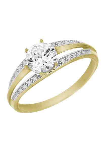 firetti Ring mit Zirkonia