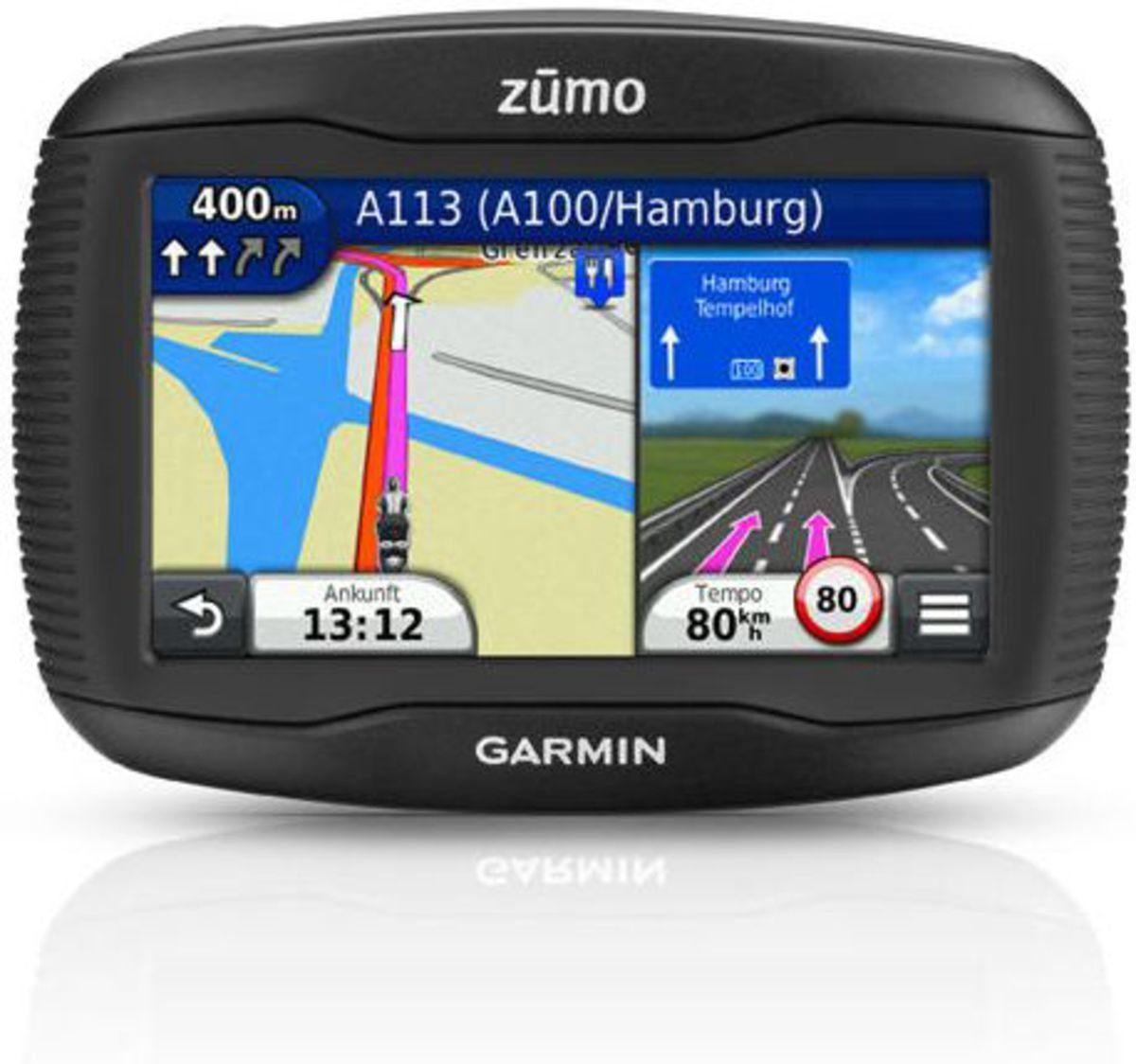 Garmin Motorradnavigationsgerät »zumo 340LM Zentraleuropa (Lifetime Map Update)«