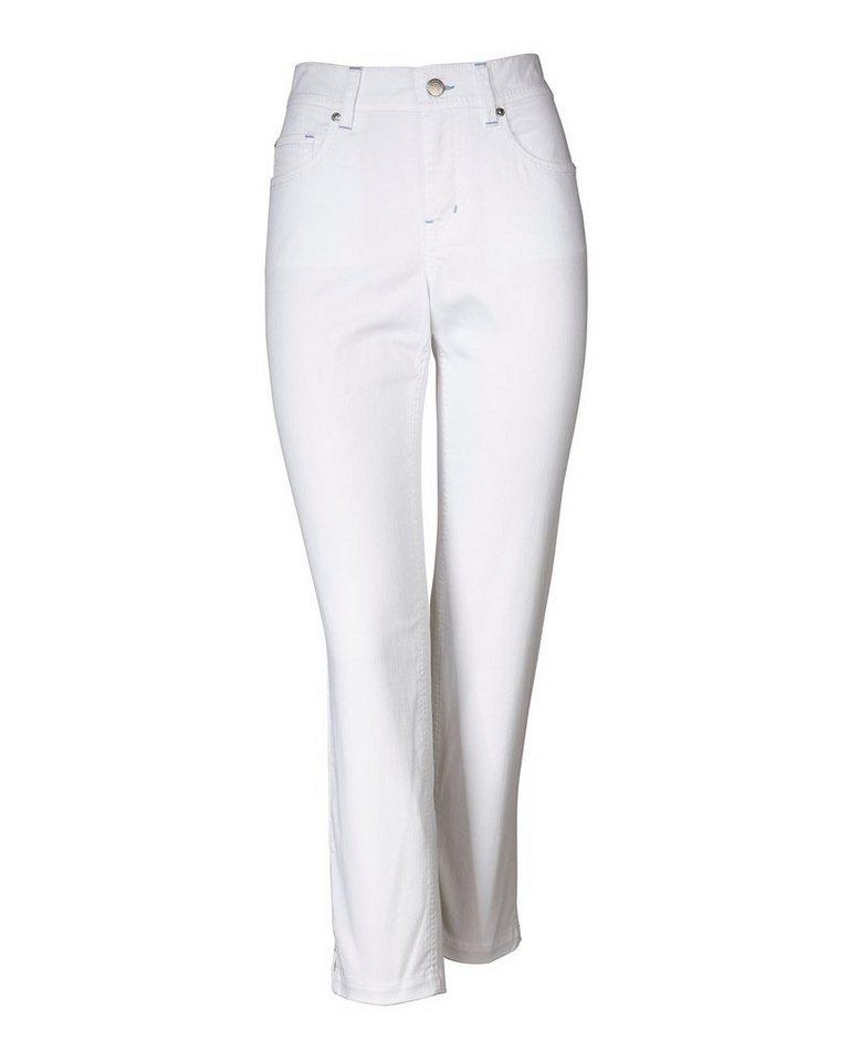 Bogner 7/8-Jeans Leni-G2 in Weiß