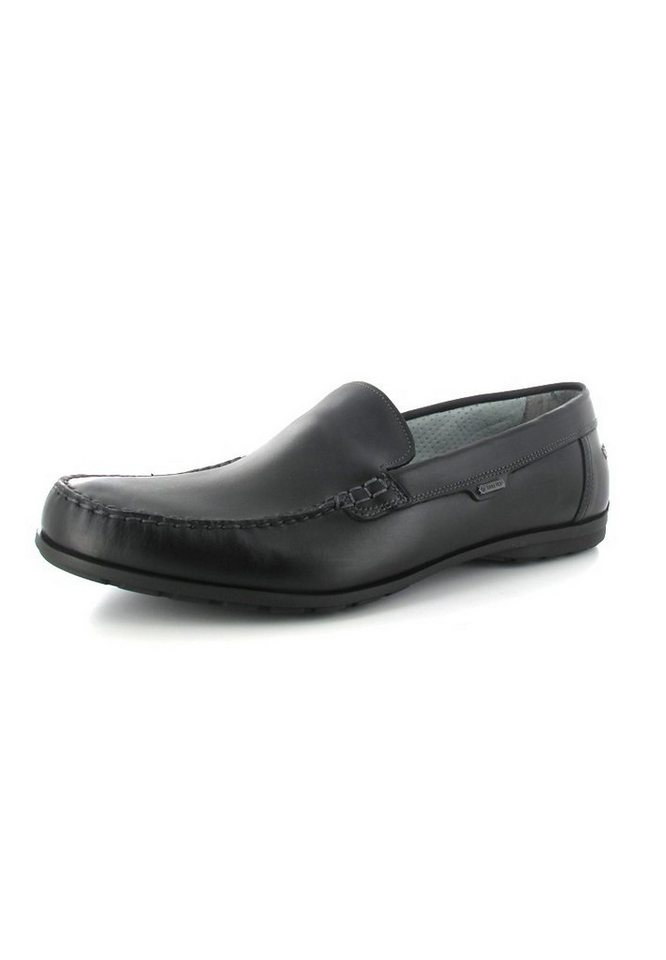 Fretz Men Slipper in Schwarz