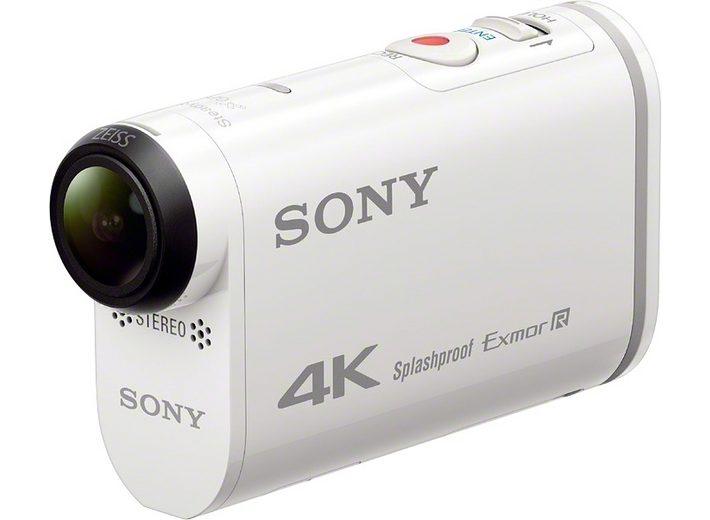 Sony FDR-X1000V 4K (Ultra-HD) Actioncam, GPS, WLAN, NFC, Staubfest