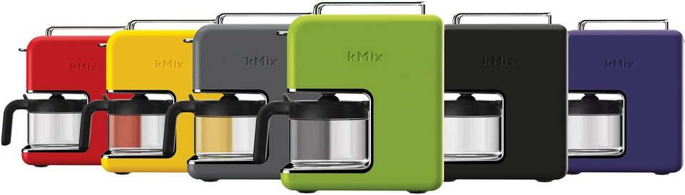 Kenwood Kaffeemaschine »kMix CM030GR« in grasgrün