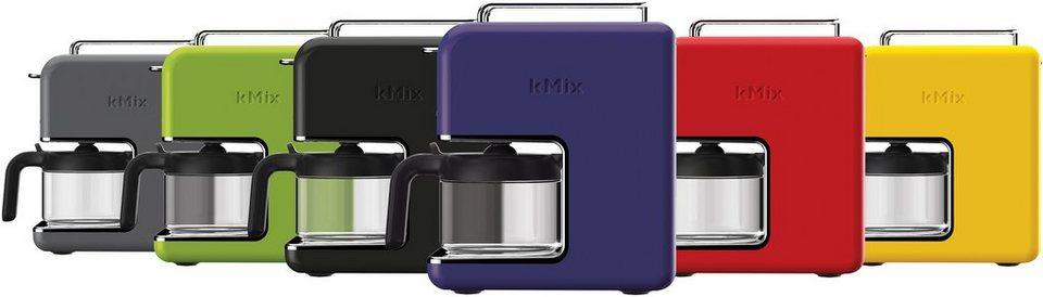 Kenwood Kaffeemaschine »kMix CM030BL« in royalblau