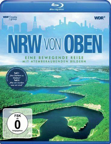 Blu-ray »NRW von oben«