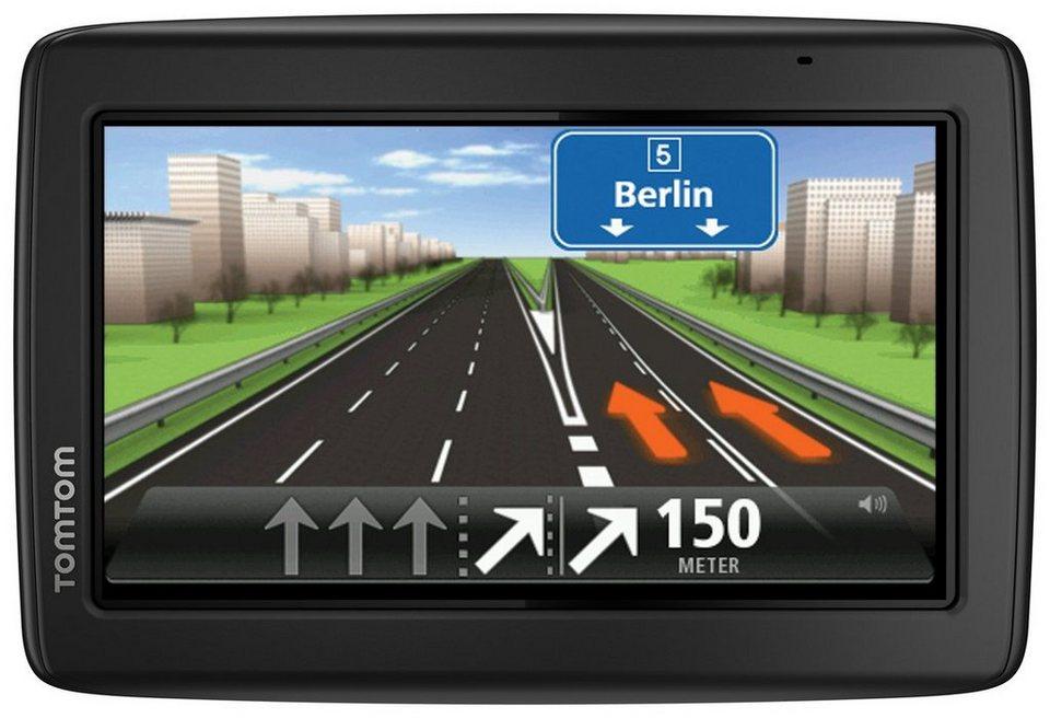 TomTom Navigationsgerät »Start 25 M Central Europe Traffic« in Schwarz
