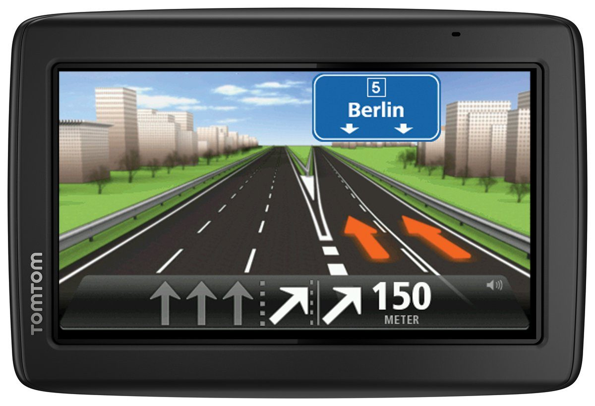 TomTom Navigationsgerät »Start 25 M Central Europe Traffic«