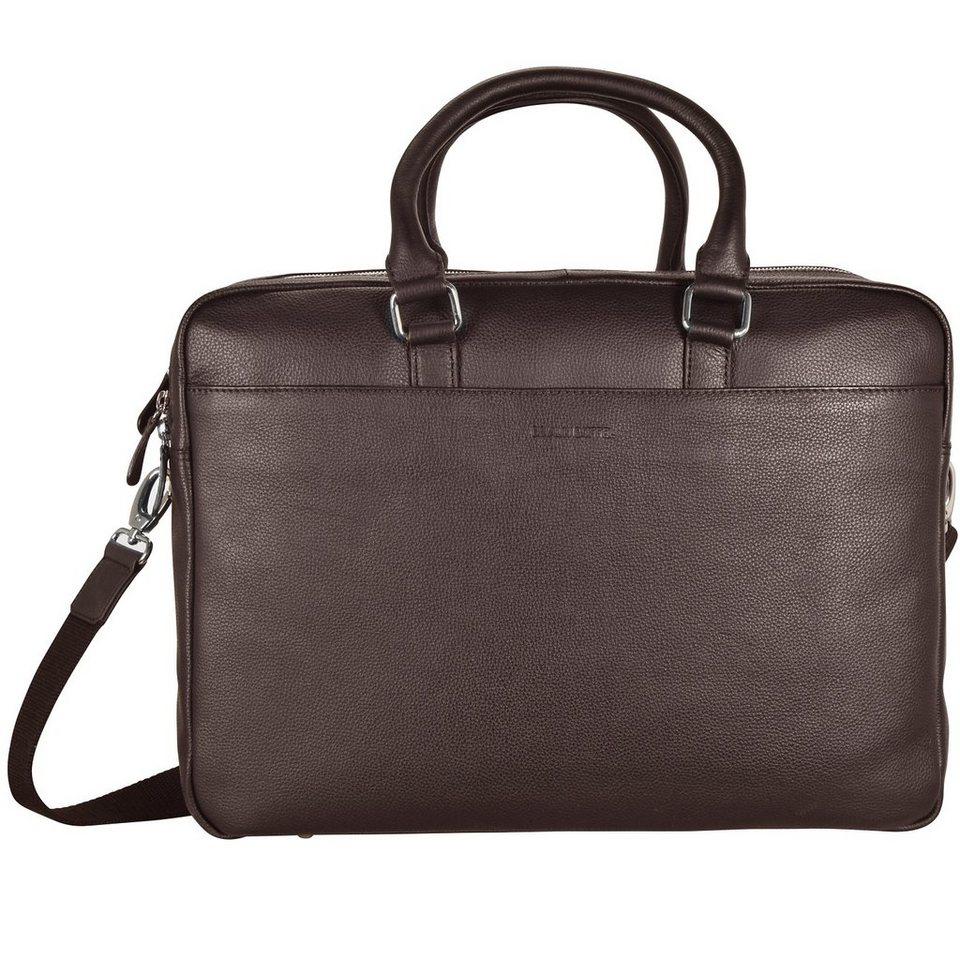 Braun Büffel Nice Businesstasche Leder 41 cm Laptopfach in braun