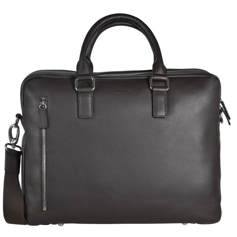 Braun Büffel Nice Businesstasche Leder 38 cm in braun