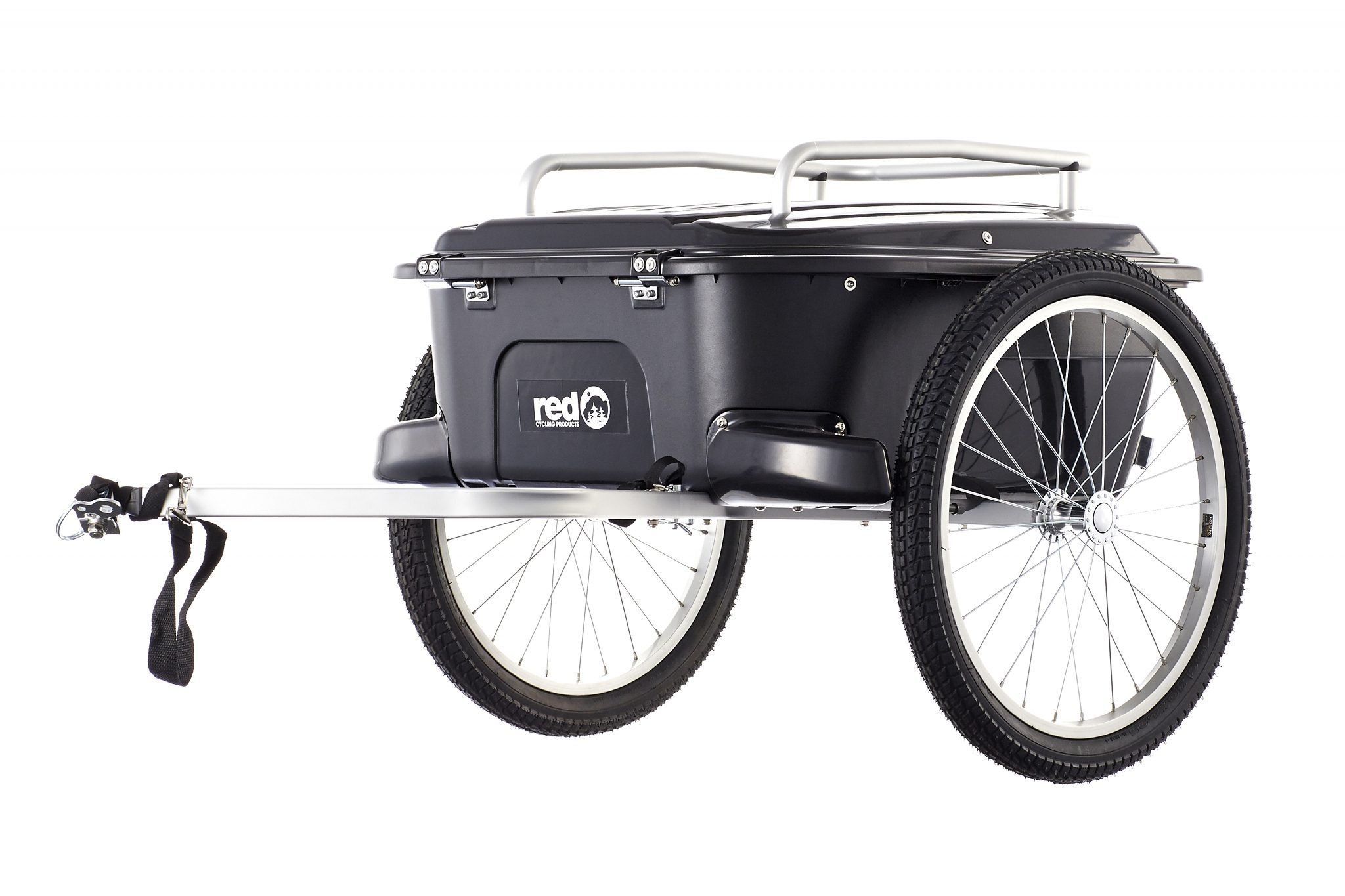 Red Cycling Products Kinderanhänger »Red Cycling Products PRO Cargo Trailer«