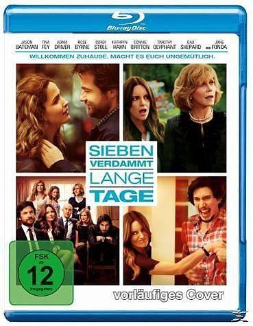 Blu-ray »Sieben verdammt lange Tage«