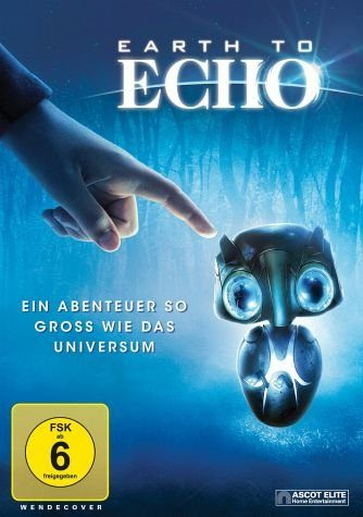 DVD »Earth to Echo«