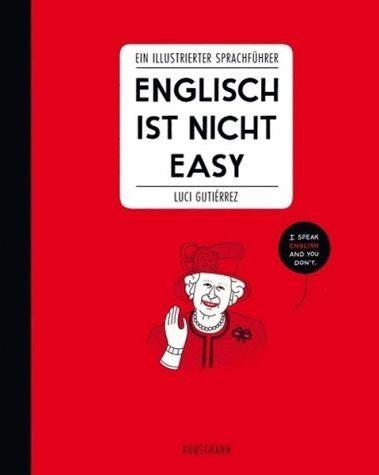 Broschiertes Buch »Englisch ist nicht easy«