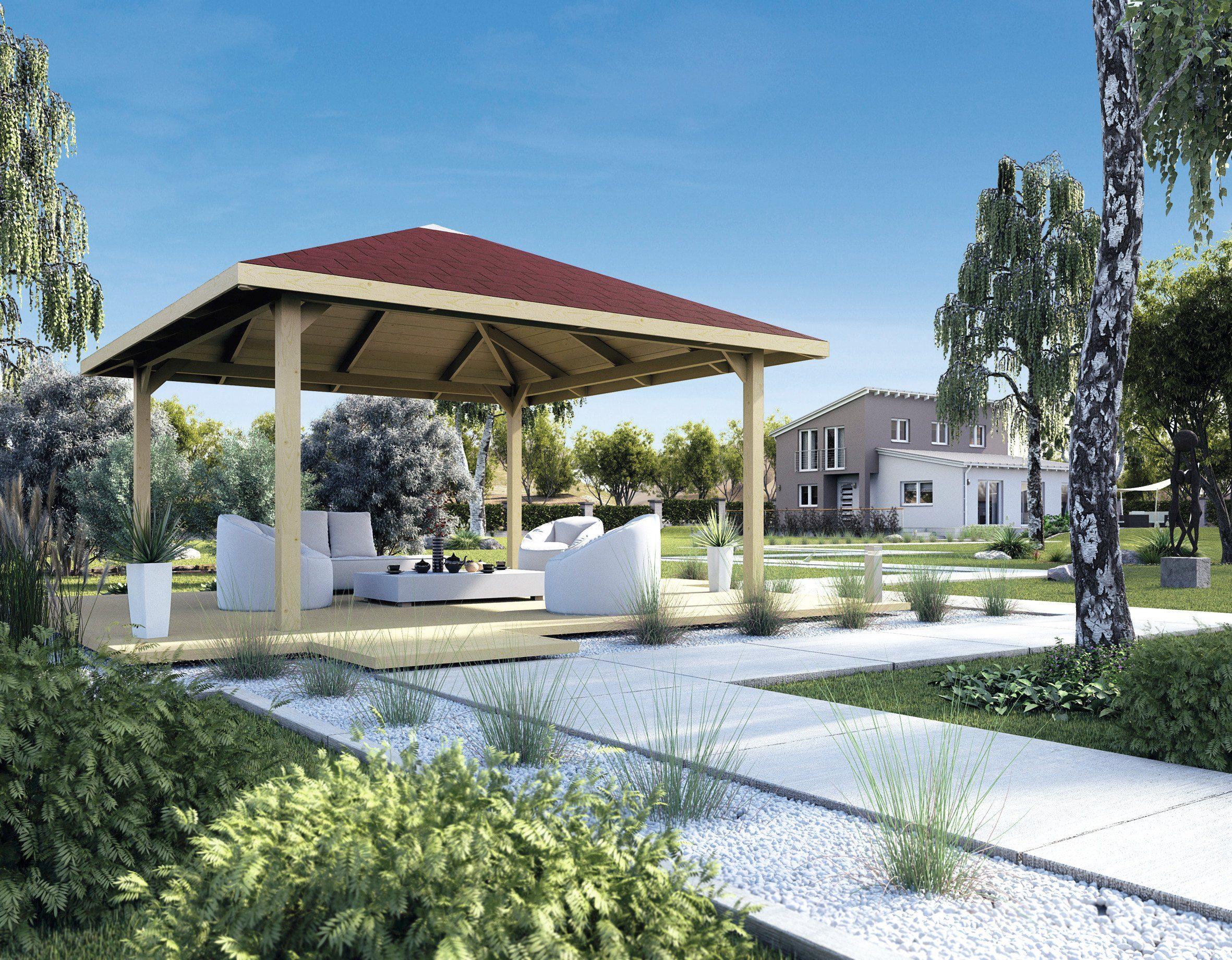 Weka Pavillon »Paradies 1«