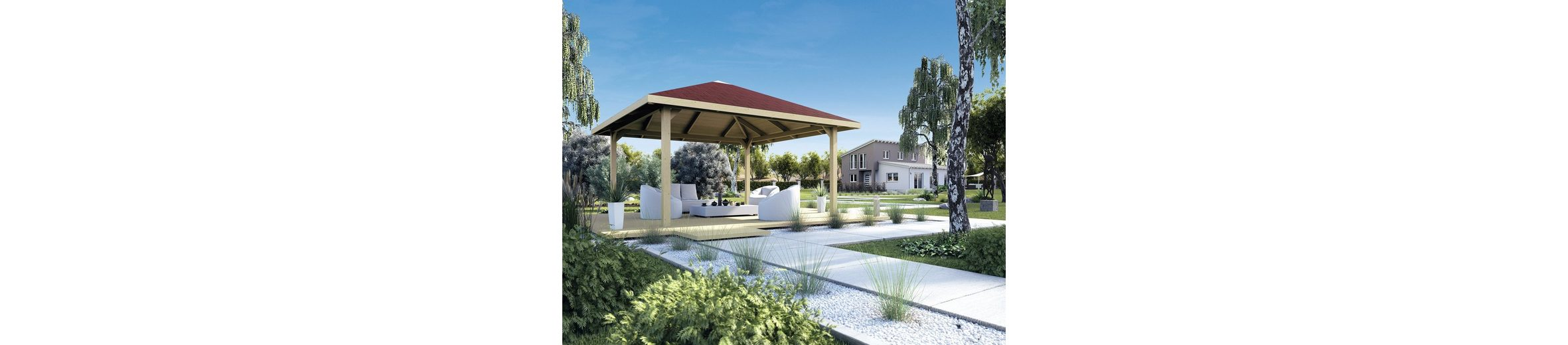 Pavillon »Paradies 1«