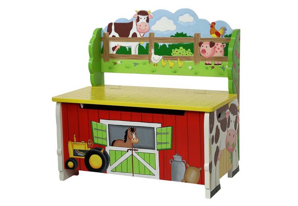 CHIC2000, Truhenbank »Happy Farm«, Fantasy Fields™