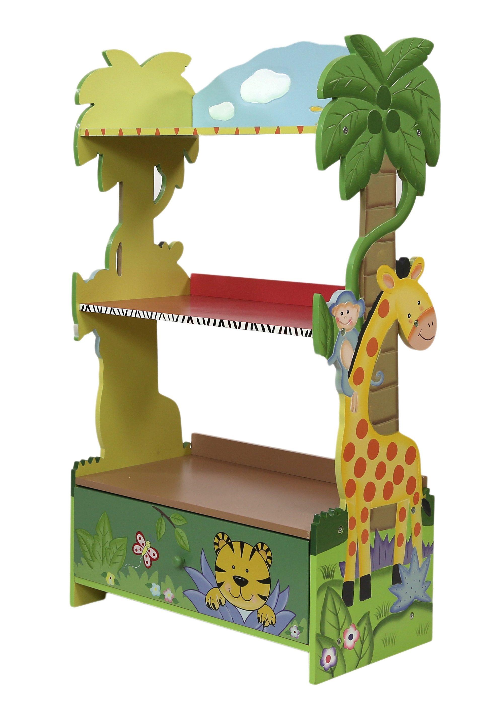 Fantasy Fields™, Bücherregal »Sunny Safari«