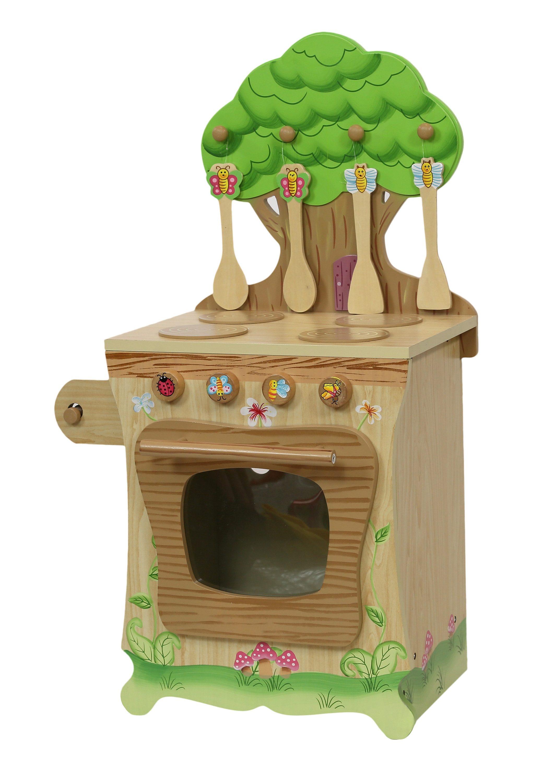 Fantasy Fields™, Kinderherd aus Holz »Zauberwald Kochherd«