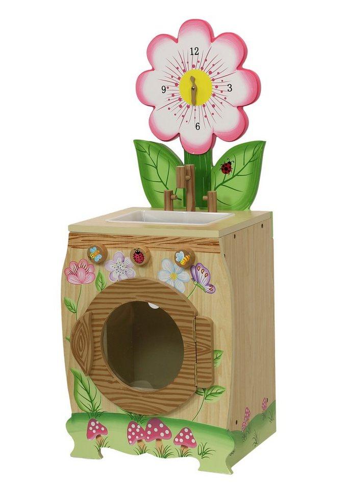 CHIC2000, Fantasy Fields™, Waschmaschine aus Holz »Zauberwald Waschmaschine«