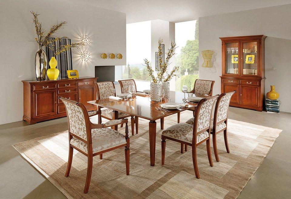 selva sideboard villa borghese modell 7370 breite 166 cm online kaufen otto. Black Bedroom Furniture Sets. Home Design Ideas
