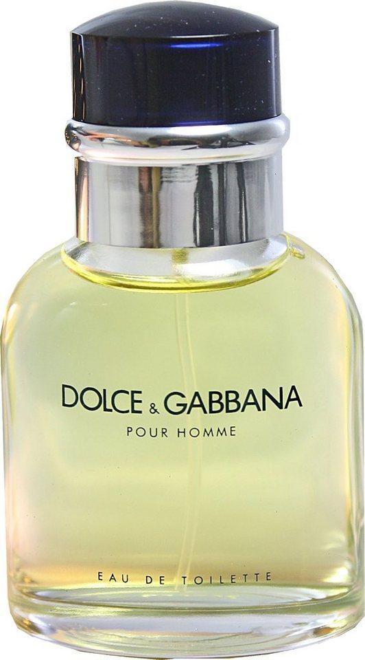Dolce & Gabbana, »Pour Homme«, Eau de Toilette