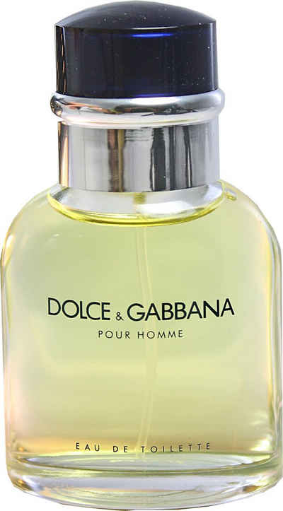 DOLCE & GABBANA Eau de Toilette »Pour Homme«