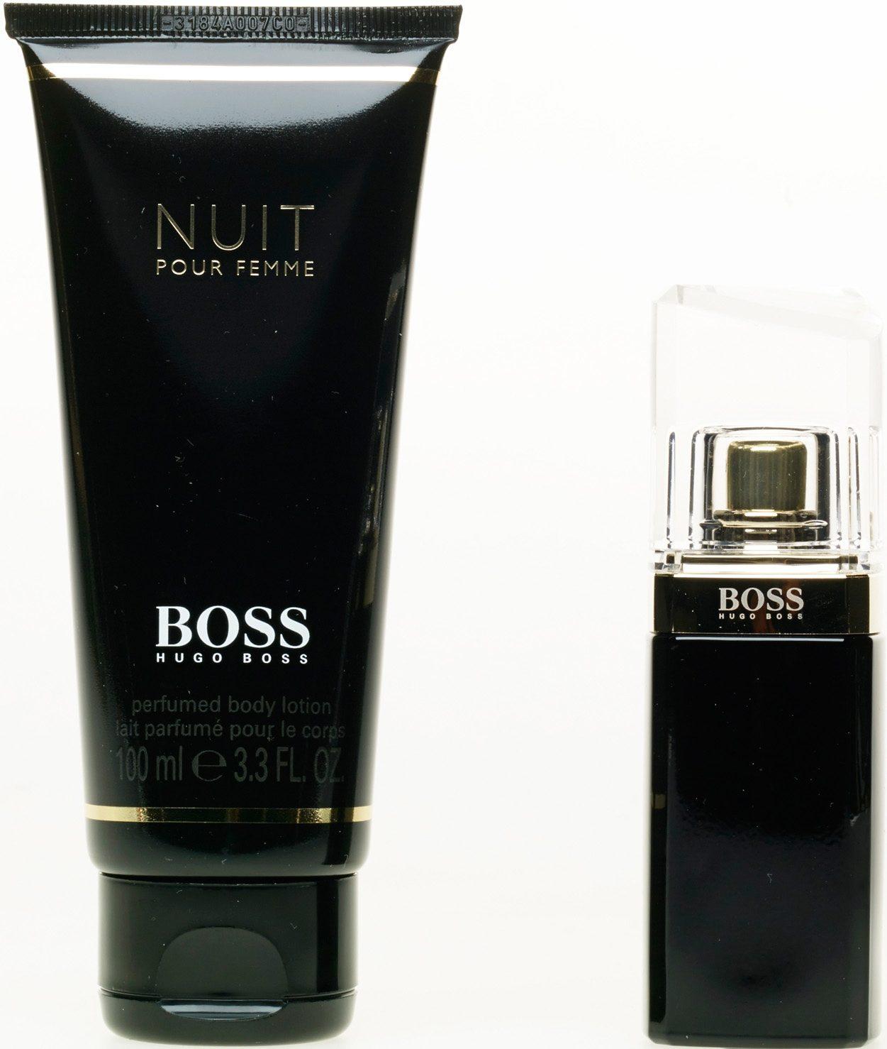 Hugo Boss, »Boss Nuit pour Femme«, Duftset (2-tlg.)