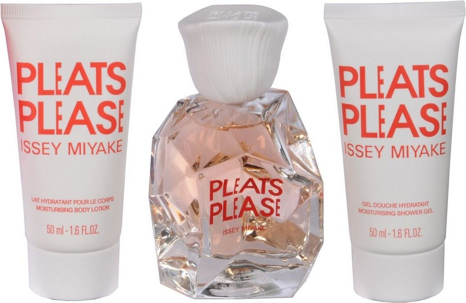 Issey Miyake, »Pleats Please«, Duftset (3-tlg.)
