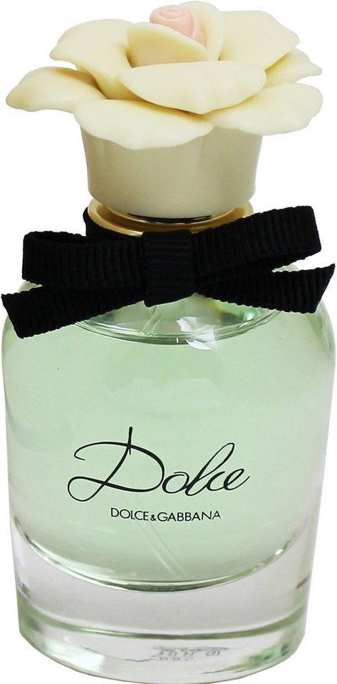 e199f95c589af5 DOLCE   GABBANA Eau de Parfum »Dolce« kaufen   OTTO