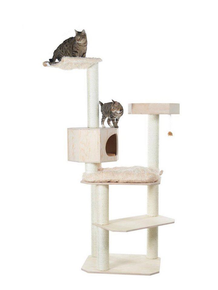 kratzbaum leon online kaufen otto. Black Bedroom Furniture Sets. Home Design Ideas