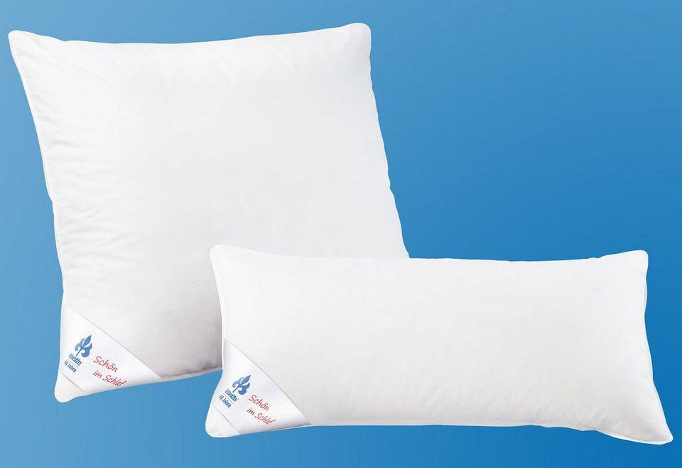 3 kammer kopfkissen toronto comfort irisette au enkammern mit 90 daunen 10 federn online. Black Bedroom Furniture Sets. Home Design Ideas