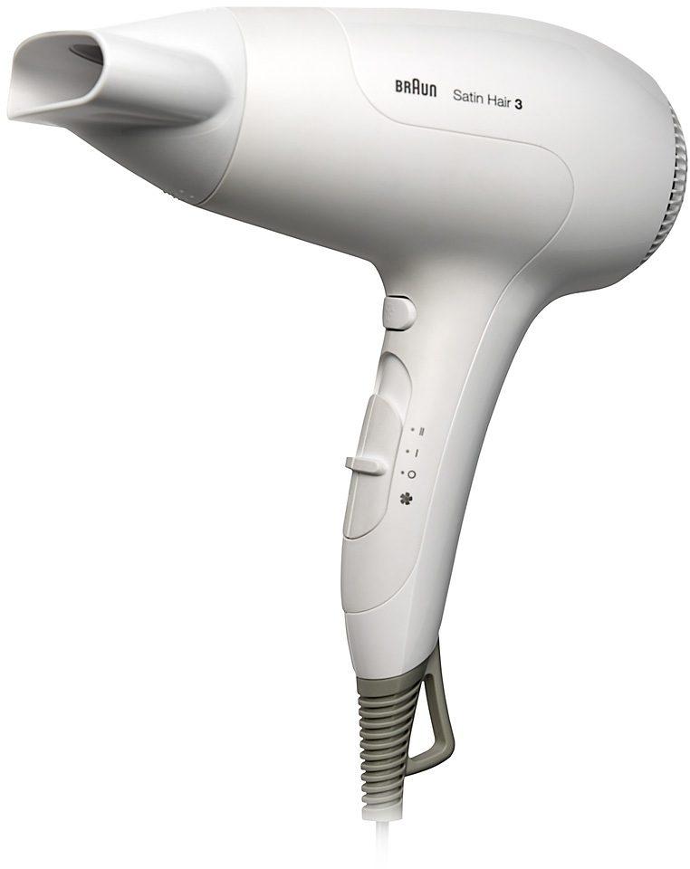 Braun Haartrockner HD380, Mit Ionentechnologie