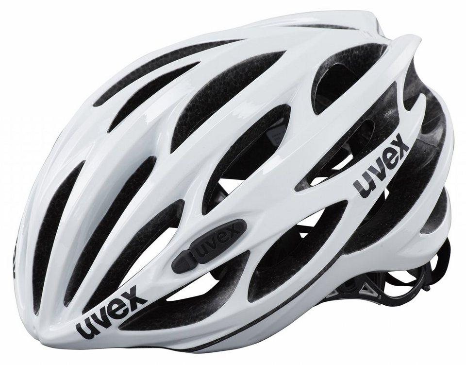 UVEX Fahrradhelm »race 1 Helm« in weiß